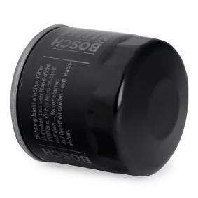 0 986 452 061 Filtro de óleo BOSCH originais de qualidade