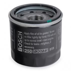 0 986 452 061 Filtro de óleo BOSCH Test