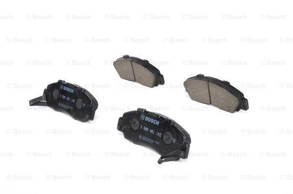 Kit pasticche freni Honda CR-V mk1 ac 1999 0 986 461 142