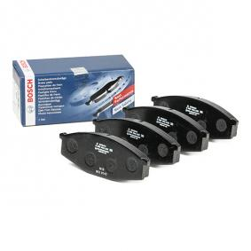 Brake Pad Set, disc brake 0 986 468 630 for NISSAN 280 ZX,ZXT at a discount — buy now!