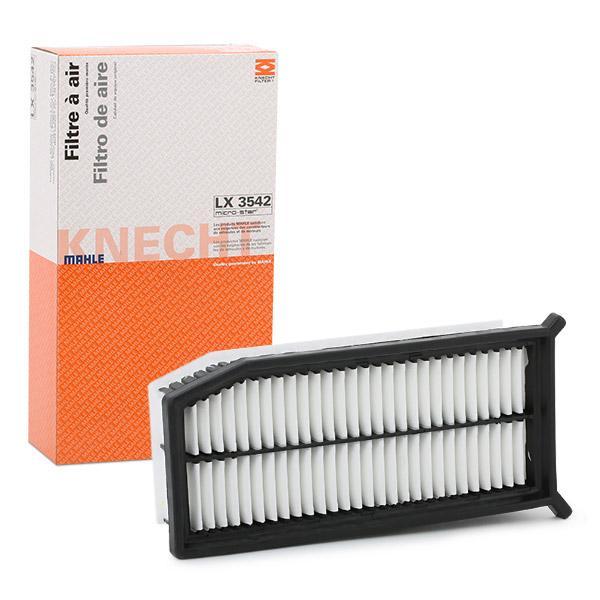 Buy original Air filter MAHLE ORIGINAL LX 3542
