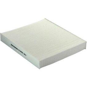 Kúpte a vymeňte Filter vnútorného priestoru DENCKERMANN M110062