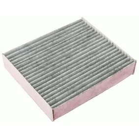 buy and replace Filter, interior air DENCKERMANN M110781