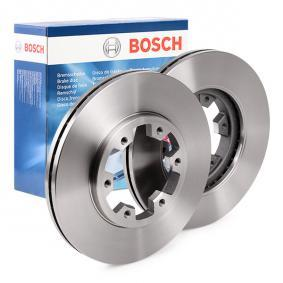 Brake Disc 0 986 478 532 for NISSAN PICK UP at a discount — buy now!