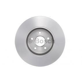 E190R02C00740346 BOSCH belüftet, Innenbelüftet, geölt Ø: 300mm, Lochanzahl: 5, Bremsscheibendicke: 24mm Bremsscheibe 0 986 478 718 günstig kaufen