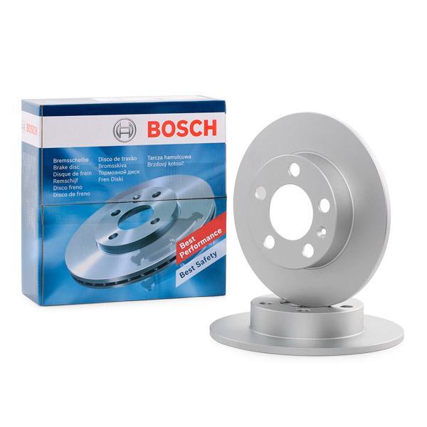 Bosch 986479098 Bremsscheibe Paar