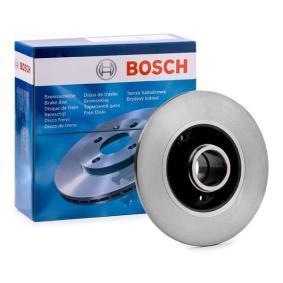 BD901 BOSCH Voll, geölt, ohne Radlager, ohne integrierten magnetischen Sensorring Ø: 240mm, Lochanzahl: 4, Bremsscheibendicke: 8mm Bremsscheibe 0 986 479 007 günstig kaufen
