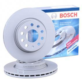 BD1028 BOSCH ventilado, Ventilación interna, revestido, altamente carbonizado, con tornillos Ø: 280mm, Núm. orificios: 9, Espesor disco freno: 22mm Disco de freno 0 986 479 098 a buen precio