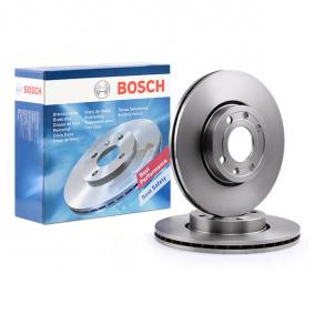 Brake Disc 0 986 479 103 for NISSAN MICRA at a discount — buy now!