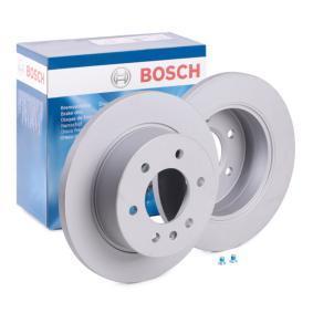 BD1158 BOSCH Voll, beschichtet, mit Schrauben Ø: 298mm, Lochanzahl: 6, Bremsscheibendicke: 15,9mm Bremsscheibe 0 986 479 295 günstig kaufen
