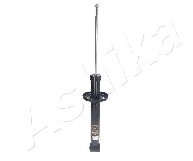MA00487 ASHIKA ohne Federteller, Hinterachse, Gasdruck, Zweirohr, Teleskop-Stoßdämpfer, oben Stift, unten Auge Stoßdämpfer MA-00487 günstig kaufen