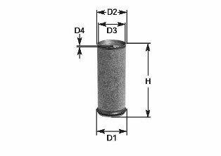 MA1424 CLEAN FILTER Luftfilter für MAN online bestellen