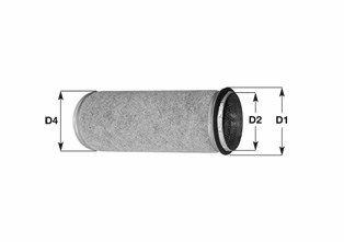 MA1496 CLEAN FILTER Luftfilter für ERF online bestellen