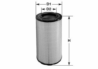 MA3441 CLEAN FILTER Luftfilter billiger online kaufen