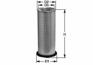 MA3442 CLEAN FILTER Luftfilter für FORD online bestellen