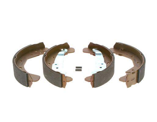 BS881 BOSCH Breite: 42mm Bremsbackensatz 0 986 487 658 günstig kaufen