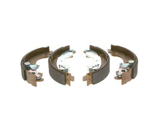 Original FIAT Bremsklötze für Trommelbremse 0 986 487 669
