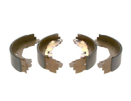 Original PEUGEOT Bremsbackensatz für Trommelbremse 0 986 487 701
