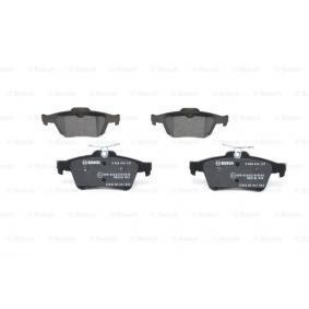0986494127 Bremsbelagsatz, Scheibenbremse BOSCH E190R02A02190048 - Große Auswahl - stark reduziert