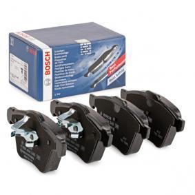Bosch 0986494344 Brake Pad Set