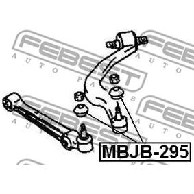 MBJB295 Reparatursatz, Trag- / Führungsgelenk FEBEST MBJB-295 - Große Auswahl - stark reduziert