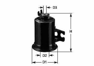 Original DAIHATSU Dieselfilter MBNA 055