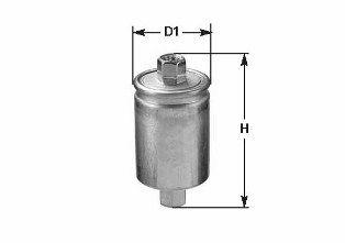 CLEAN FILTER Kraftstofffilter MBNA 963