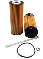MD-813 ALCO FILTER Filtereinsatz Innendurchmesser: 25,5mm, Ø: 64,0mm, Höhe: 156,0mm Ölfilter MD-813 günstig kaufen