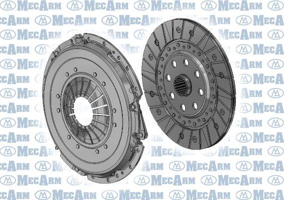 Buy original Clutch set MECARM MK10066D