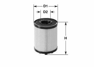 Motorölfilter CLEAN FILTER ML1716