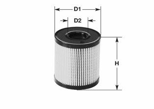 Motorölfilter CLEAN FILTER ML1739