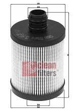 Alyvos filtras ML4505 CLEAN FILTER — tik naujos dalys