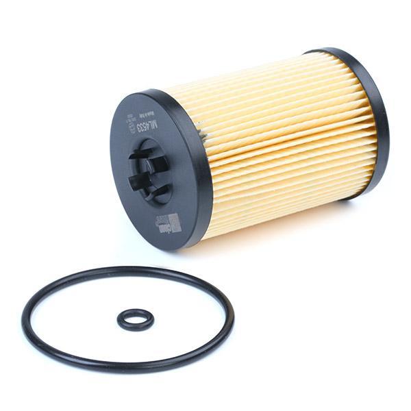 ML4533 Filtre d'huile CLEAN FILTER ML4533 - Enorme sélection — fortement réduit
