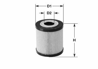 Motorölfilter CLEAN FILTER ML4544
