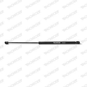 ML5278 MONROE Ausschubkraft: 520N Hub: 240mm Heckklappendämpfer / Gasfeder ML5278 günstig kaufen