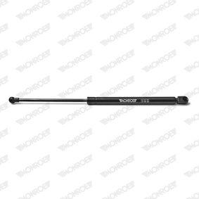 ML5691 Heckklappendämpfer / Gasfeder MONROE Test