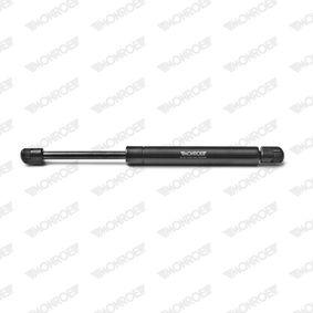 ML5996 MONROE Ausschubkraft: 460N Hub: 106,5mm Heckklappendämpfer / Gasfeder ML5996 günstig kaufen