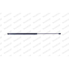 ML6209 MONROE Ausschubkraft: 770N Hub: 260mm Heckklappendämpfer / Gasfeder ML6209 günstig kaufen
