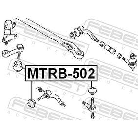 MTRB502 Reparatursatz, Spurstangenkopf FEBEST MTRB-502 - Große Auswahl - stark reduziert