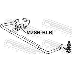 FEBEST Stabiliser Mounting MZSB-121F