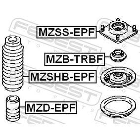 MZSSEPF Lagerung, Stoßdämpfer FEBEST MZSS-EPF - Große Auswahl - stark reduziert