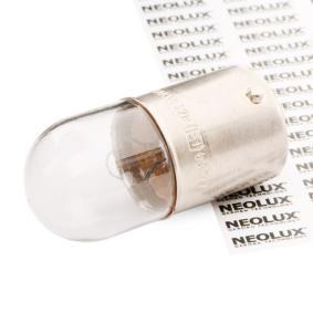 Pirkti R5W NEOLUX® R5W, BA15s, 12V, 5W Lemputė, indikatorius N207 nebrangu