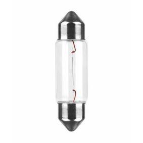 N239 Glühlampe, Kennzeichenleuchte NEOLUX® in Original Qualität