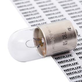 Pirkti R10W NEOLUX® R10W, BA15s, 12V, 10W Lemputė, indikatorius N245 nebrangu