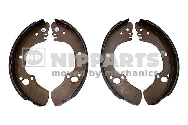 N3509012 NIPPARTS Ø: 294mm Breite: 47mm Bremsbackensatz N3509012 günstig kaufen