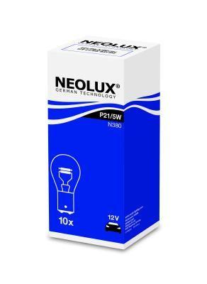 NEOLUX® Glödlampa, blinker P21/5W, BAY15d, 12V, 21/5W N380 SUZUKI