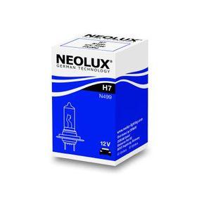 N499 Glühlampe, Fernscheinwerfer NEOLUX® Erfahrung