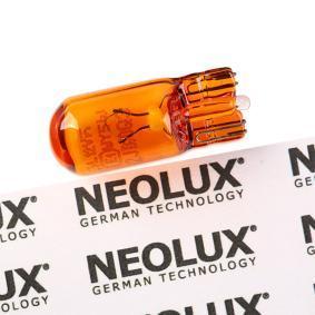 WY5W NEOLUX® WY5W, W2,1x9,5d, 12V, 5W Glühlampe, Blinkleuchte N501A günstig kaufen