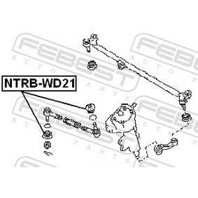 NTRBWD21 Reparatursatz, Spurstangenkopf FEBEST NTRB-WD21 - Große Auswahl - stark reduziert