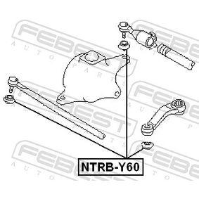 NTRBY60 Reparatursatz, Spurstangenkopf FEBEST NTRB-Y60 - Große Auswahl - stark reduziert